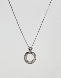 Ожерелье с подвеской Nylon - Серебряный