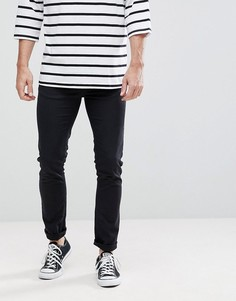 Черные джинсы скинни Love Moschino - Черный