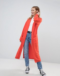 Пальто ASOS - Оранжевый