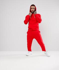 Красный спортивный костюм ASOS - Красный