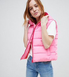 Куртка с жилетом ASOS PETITE - Розовый
