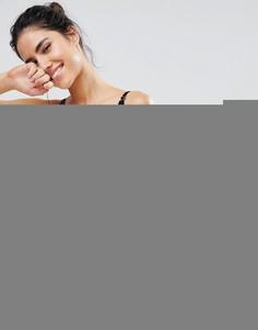 Стринги с оборкой из тюля Mimi Holliday Chloe - Черный