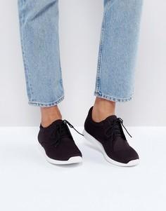 Черные тканевые кроссовки Vagabond Kasai - Черный