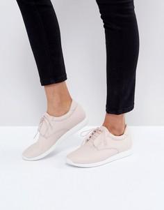 Розовые тканевые кроссовки Vagabond Kasai - Розовый