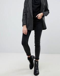 Эластичные облегающие джинсы Weekday - Серый