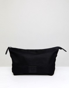 Черный сетчатый несессер ASOS - Черный