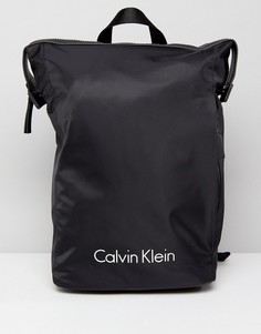 Черный рюкзак Calvin Klein - Черный