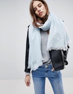 Легкий шарф Ichi - Серый