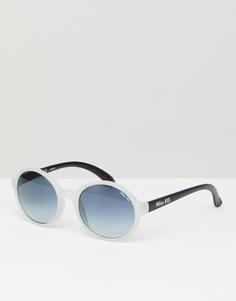 Круглые солнцезащитные очки Miss KG - Белый