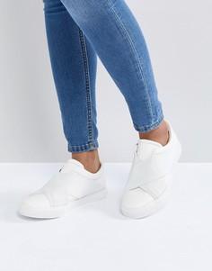 Кроссовки с эластичными ремешками London Rebel - Белый