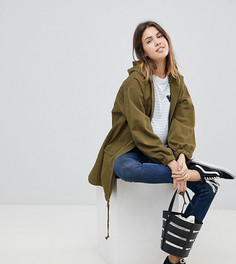 Легкая парка ASOS DESIGN Maternity - Зеленый