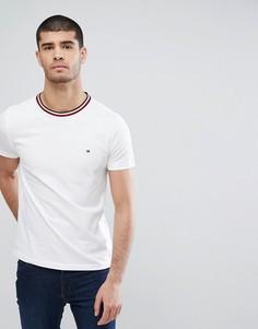 Белая футболка Tommy Hilfiger Felix - Белый