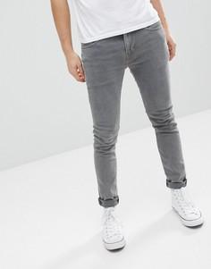 Супероблегающие джинсы Levis 519 - Серый Levis®
