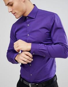 Фиолетовая рубашка зауженного кроя Michael Kors - Фиолетовый