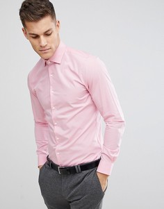 Зауженная розовая рубашка Michael Kors - Розовый