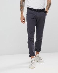 Брюки с 5 карманами Esprit - Серый