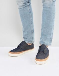 Темно-синие кроссовки TOMS Paseo - Темно-синий