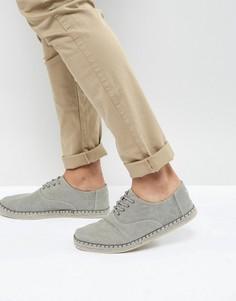 Серые туфли TOMS Camino - Серый