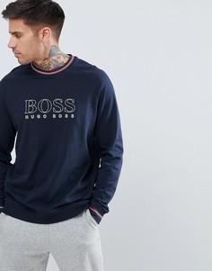 Свитшот BOSS By Hugo Boss - Темно-синий