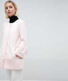 Куртка с расклешенными рукавами Only - Розовый