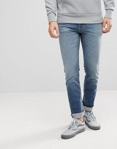 Узкие джинсы с 5 карманами Levis Skateboarding 511 - Серый