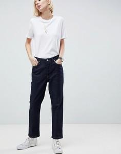 Прямые джинсы ASOS WHITE - Синий