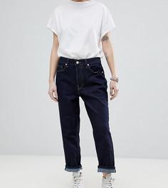 Прямые джинсы ASOS WHITE PETITE - Синий