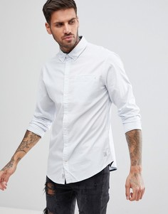Оксфордская рубашка Blend - Синий
