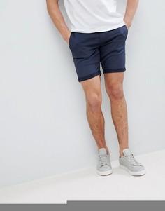 Эластичные джинсовые шорты Blend - Темно-синий