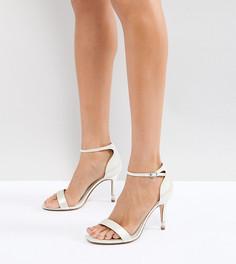 Туфли на каблуке для широкой стопы Dune London Bridal - Кремовый