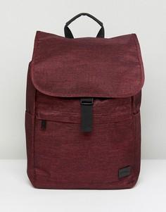 Бордовый рюкзак Spiral - Красный