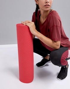 Розовый коврик для фитнеса Puma Training - Розовый
