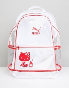 Рюкзак Puma X Hello Kitty - Очистить