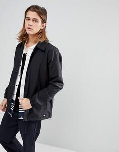 Черная спортивная куртка Dickies Torrance - Коричневый