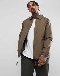 Спортивная куртка темно-оливкового цвета Dickies - Зеленый