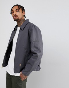 Серая утепленная куртка Dickies - Серый