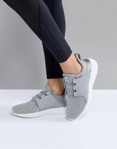 Серые кроссовки New Balance - Серый