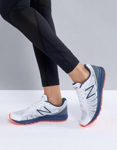 Серые кроссовки New Balance Running Fuel Core Rush - Серый