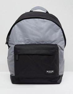 Рюкзак со светоотражающей отделкой Nicce London - Черный