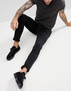 Черные джинсы скинни Weekday Friday - Черный