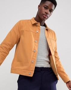 Куртка Weekday Core - Желтый