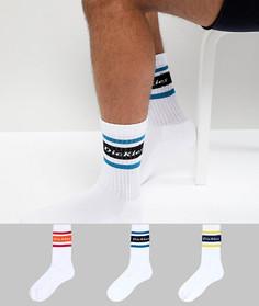 3 пары носков Dickies Madison Heights - Белый