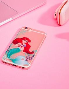 Чехол для iPhone 6/6s и 7 с принтом Ариэль Disney - Мульти
