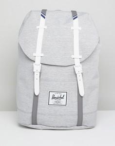 Рюкзак объемом 19,5 л Herschel Supply Co - Серый