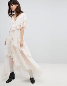 Платье Religion - Белый