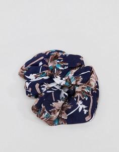 Резинка для волос с пальмой ASOS - Мульти