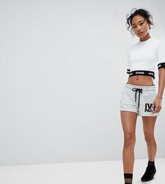 Серые шорты с логотипом Ivy Park - Серый