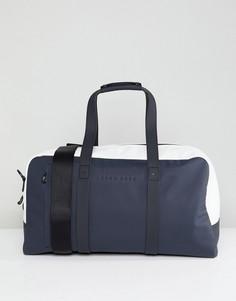 Темно-синяя большая сумка BOSS - Темно-синий