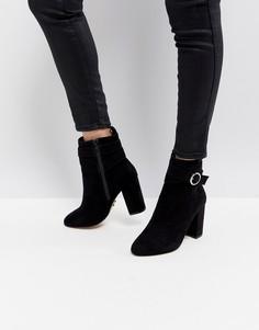 Ботинки с пряжкой Lipsy - Черный