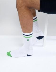 Носки с вышивкой в виде авокадо Element - Белый